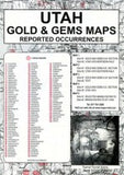 Gold & Gems Maps Then & Now (ND-GGMTN) - Hahn's World of Surplus & Survival - 6