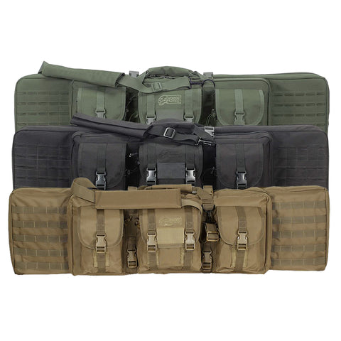 Voodoo Enhanced MOLLE Compatible Soft Rifle Case