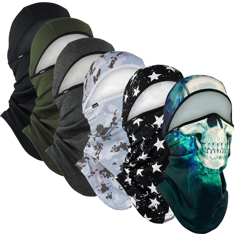 Zan Headgear Sportflex Series Convertible Balaclava