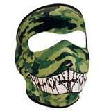 Zan Headgear Full Mask - Neoprene (ZH-WNFM002)