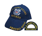 Ballcap - Coast Guard