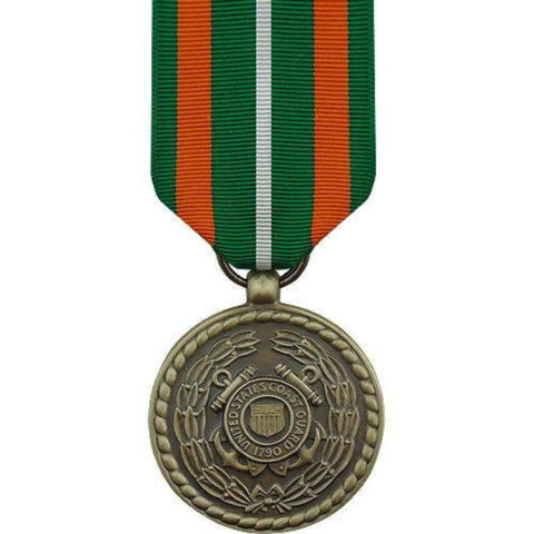 Vanguard Full Size Medal: Coast Guard Achievement (VG-6609270) - Hahn's World of Surplus & Survival