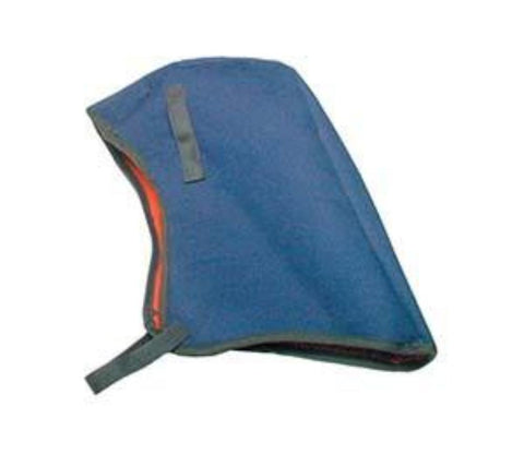 Broner Blue Helmet Liner, Fleece Lined, OSFM (BRONER-50-96) - Hahn's World of Surplus & Survival