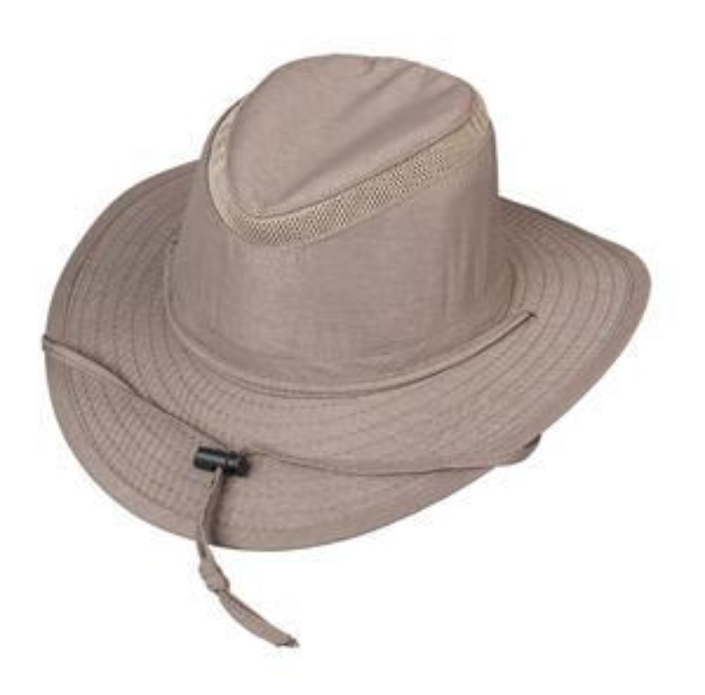 Broner Hat - Poly Nylon Breezer - Tan (BR-79-586) – Hahn s World of Surplus    Survival 1ba416b3fc84