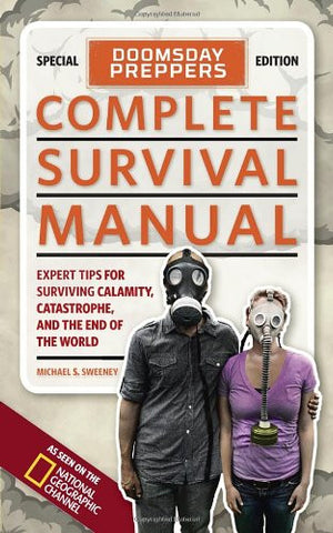 Doomsday Preppers Complete Survival Manual (HWS-2768) - Hahn's World of Surplus & Survival
