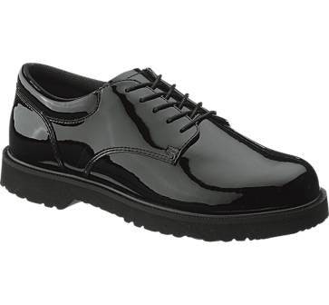 Bates Men's High Gloss Duty Oxford (B-E22141) - Hahn's World of Surplus & Survival - 1