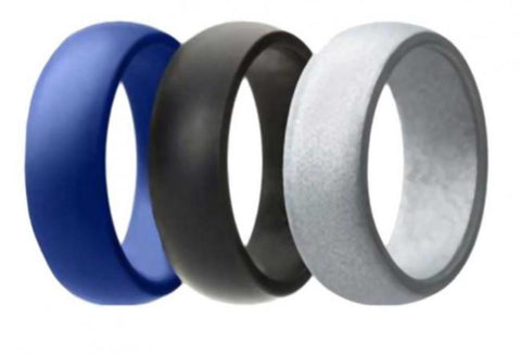 Wesol Distribution Men's Silicone Ring (W-MRL12)