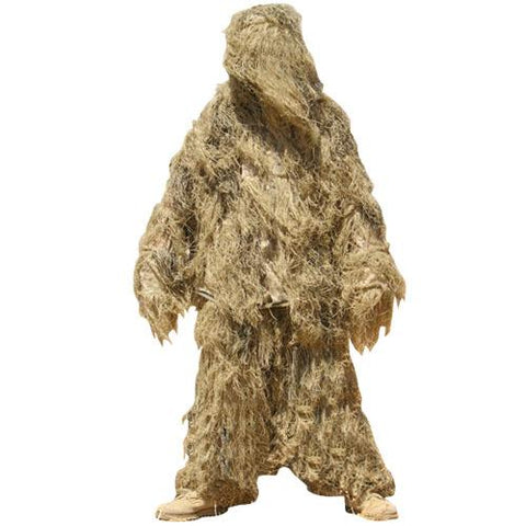 Major Mil-Spec Ghillie Suit (MAJOR-02-7738) - Hahn's World of Surplus & Survival - 1