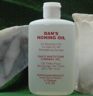 Dan's Whetstone Co. Honing Oil