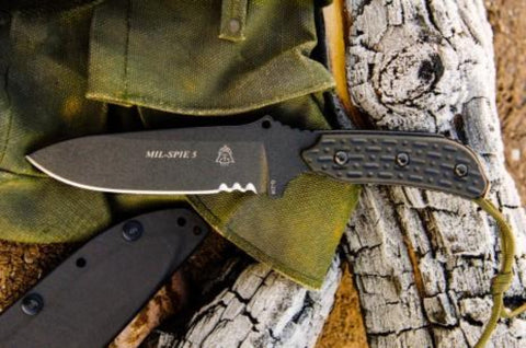 TOPS KNIVES - MIL-SPIE 5 (TSK-MIL-05)