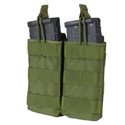 Condor Double Open Top M4 Mag Pouch (MA19)