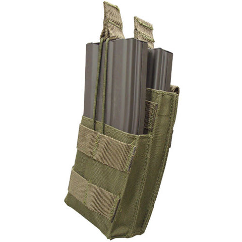 Condor Single Stacker M4 Mag Pouch (C-MA42) - Hahn's World of Surplus & Survival - 1