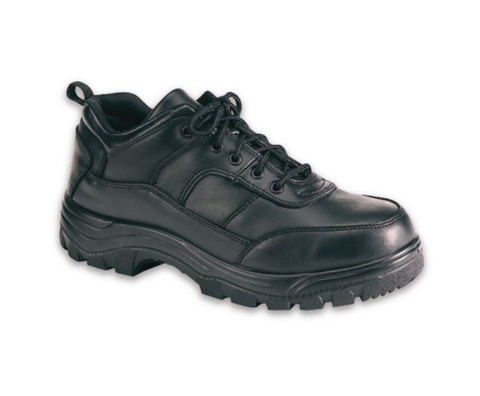 Work Zone 470 Work Shoe - Black (N470) - Hahn's World of Surplus & Survival