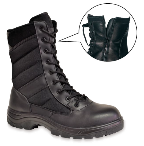 Work Zone 877 Boot - Black (N877) - Hahn's World of Surplus & Survival
