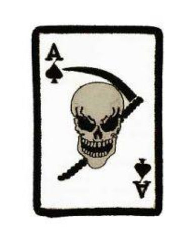 Patch - DEATH ACE,SPADE (EM-PM0009)