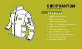 Condor PHANTOM Soft Shell Jacket (C-606) - Hahn's World of Surplus & Survival - 10