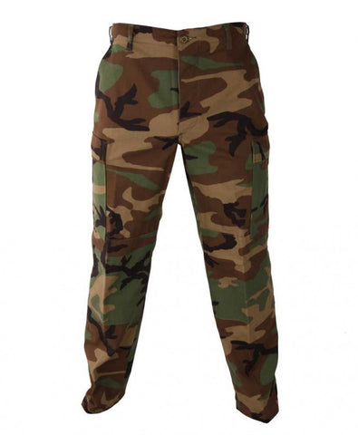 Propper BDU Trouser (Button Fly) - Woodland (F520112-320) - Hahn's World of Surplus & Survival