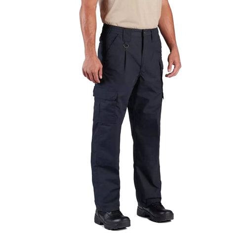 Propper Pants - Men's Tactical Lightweight 65/35 Poly/Cotton Ripstop - LAPD Navy