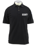 Preshrunk  Tactical Polo Shirt w/ Security ID (FCU-PS113)