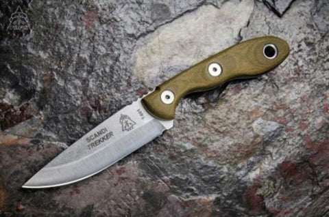 TOPS Knives - Scandi Trekker
