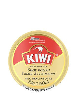 Kiwi Shoe Polish - Neutral 32g (AGS-SHOPOL) - Hahn's World of Surplus and Survival