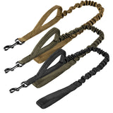 OneTigris Dog Short Bungee Training Leash 110