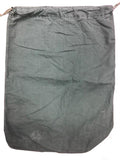 Used Military Cotton Laundry Bag - OD