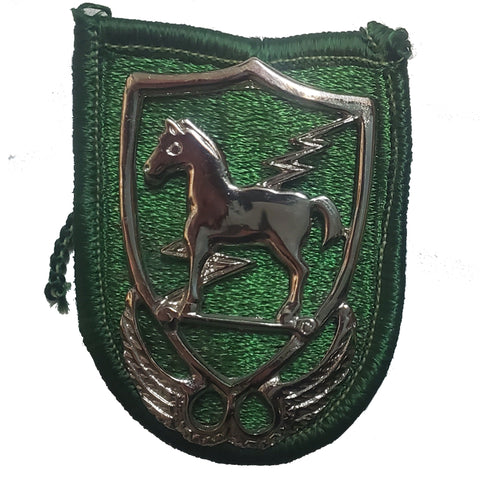 Trojan Horse Badge - 10th Special Forces Group
