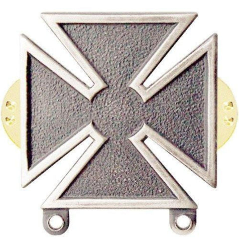 Vanguard Army Badge: Marksman - regulation size, silver oxidized (VG-2162900) - Hahn's World of Surplus & Survival