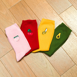Chaussettes Fruits pack shot