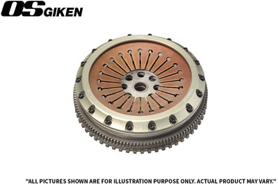 GT Twin Plate Clutch for Porsche 964 911RS