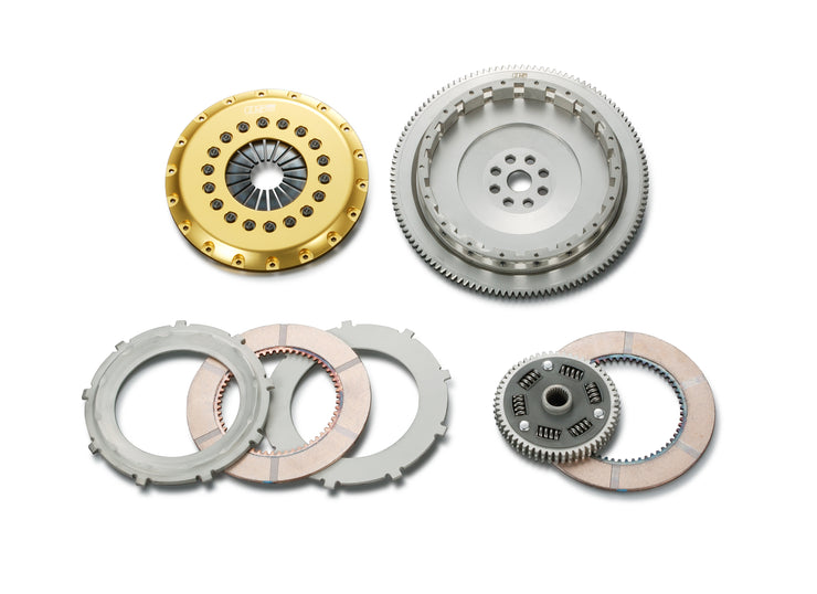 [R2CD] - R Twin Plate Clutch for Toyota 3SGT Celica/MR-2