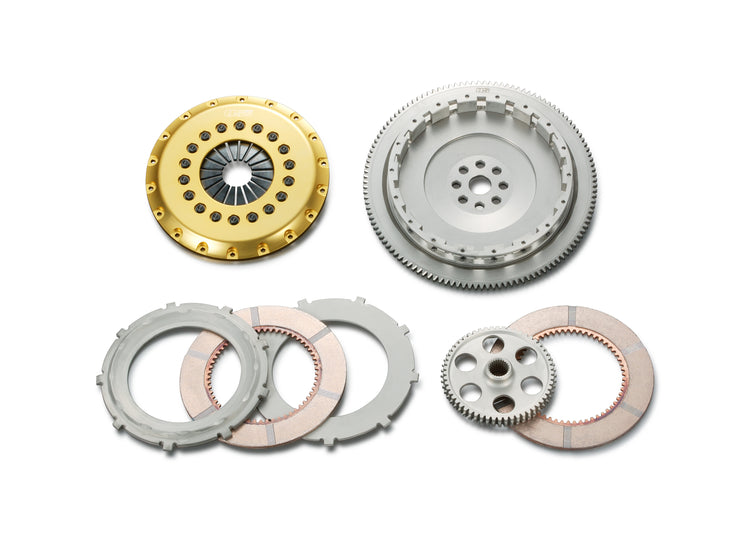 [R2C] - R Twin Plate Clutch for Honda/Acura - K-Series to Honda S2000 Gearbox RWD Conversion