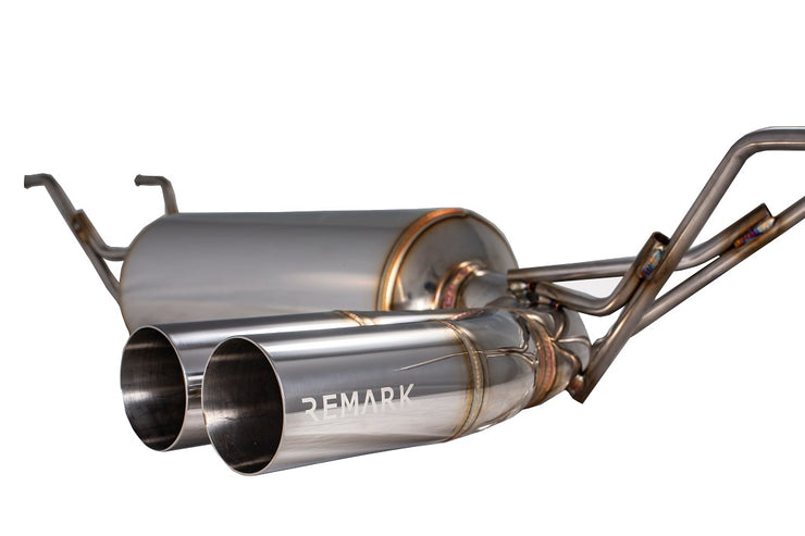 OS WR-1 Race Exhaust by Remark