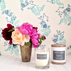 Greta Bean Candle - Carter