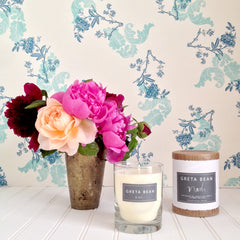 Greta Bean Candle - Nash