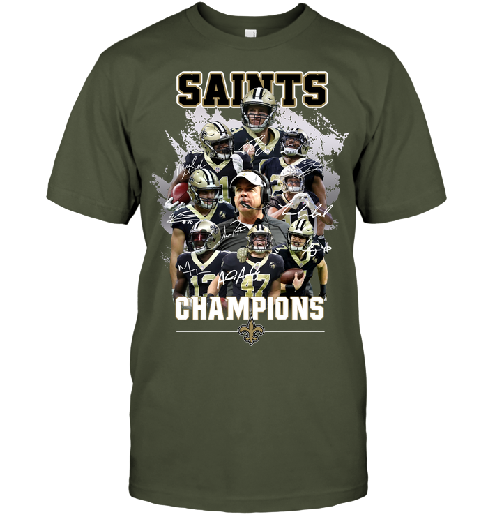 NFL-New Orlean Saints Champions(TH)
