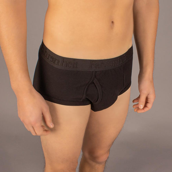 Wayne Brief | Solid Black