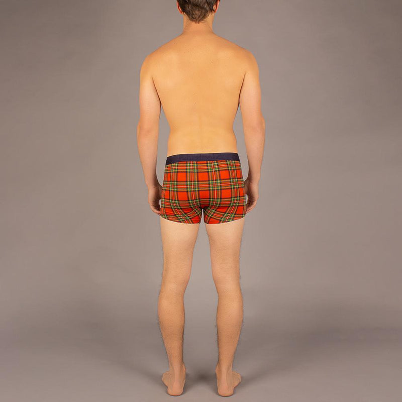 Grant Trunk | Tartan Royal Stewart
