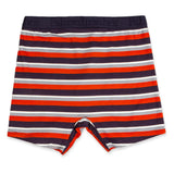 Newman Boxer Brief | Stripe Red/Navy