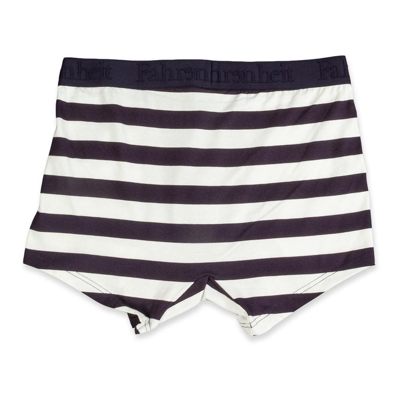 Grant Trunk | Rugby Stripe Navy/White