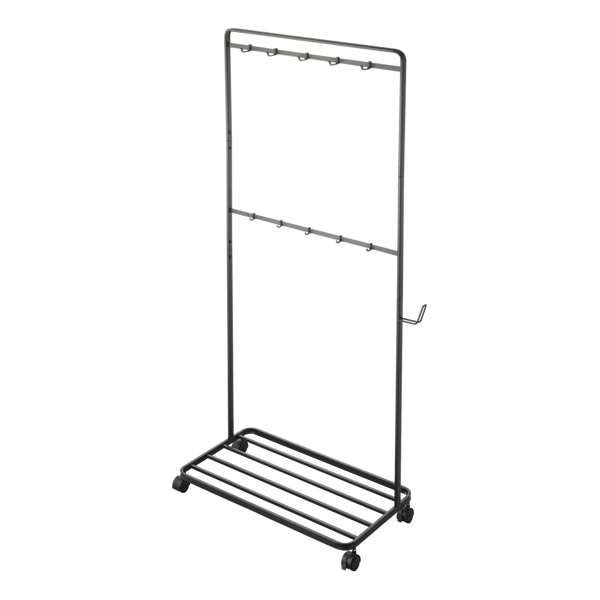 Tower Rolling Cleaning Supplies Rack