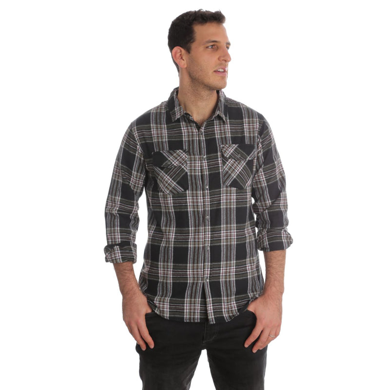 Drew Flannel Shirt