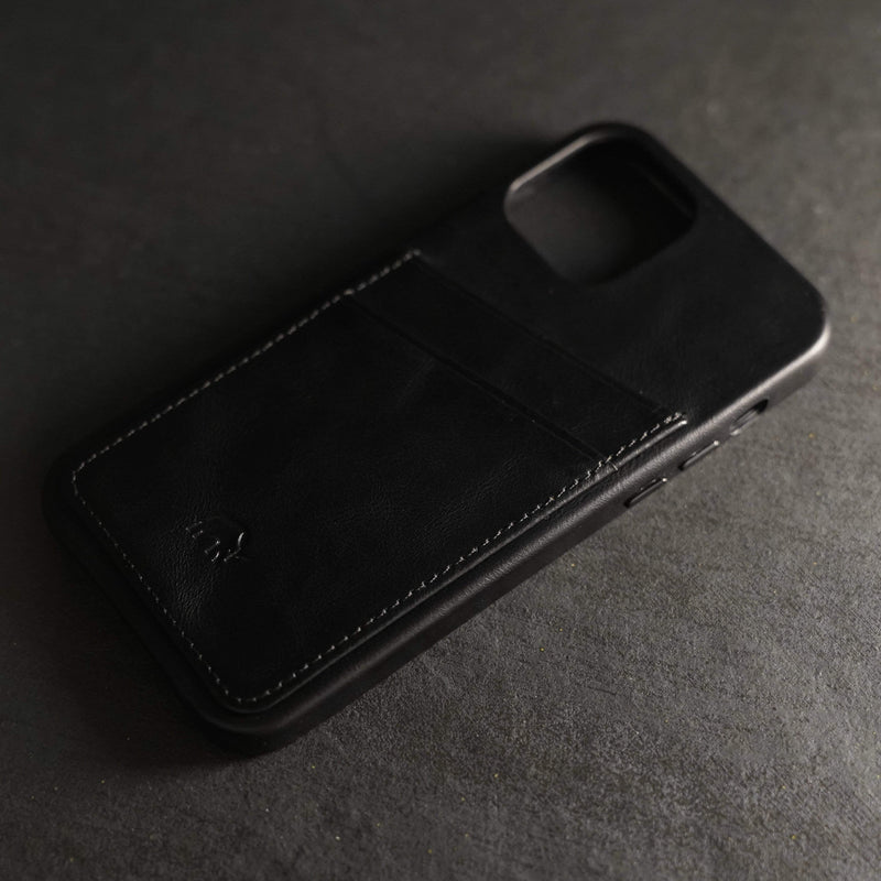 Portfolio iPhone 12 Case - BLACK EDITION