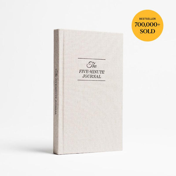 Five Minute Journal and Productivity Planner Bundle