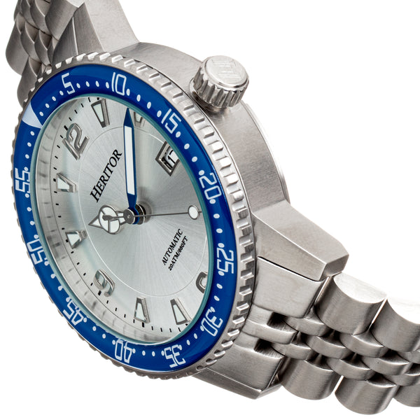 Heritor Automatic Dominic Bracelet Watch with Date