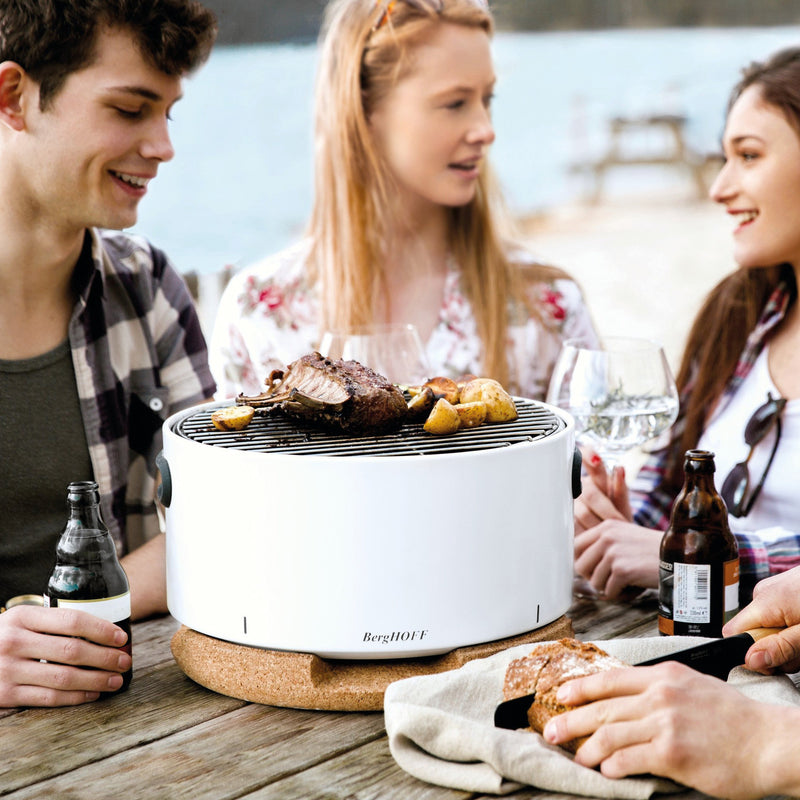Berghoff Studio Portable Tabletop BBQ Grill