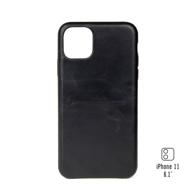 "Leather iPhone 11 6.1"" Cardholder Case"