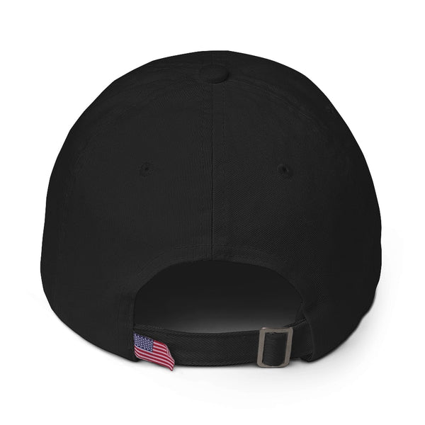 queens-dad-hat-black