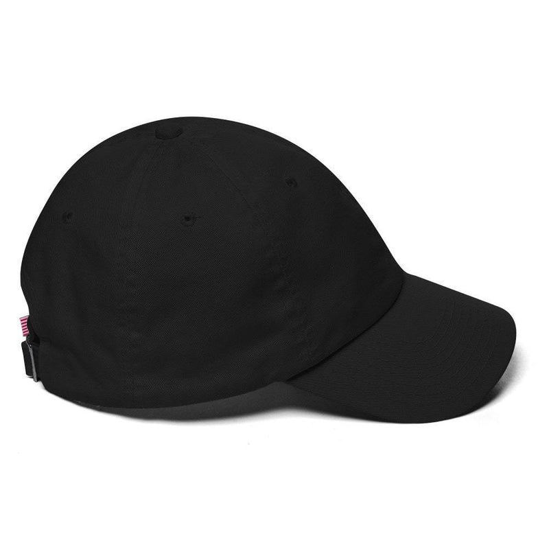 lincoln-dad-hat-black